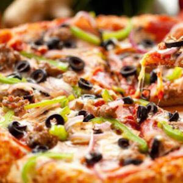 vegetables pizza