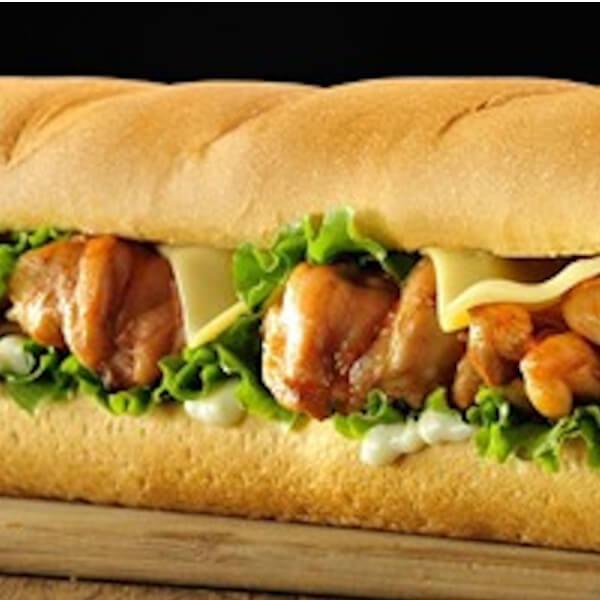 ساندويش شيش طاووق