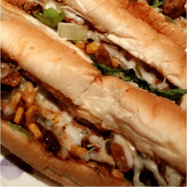 ساندويش مكسيكي