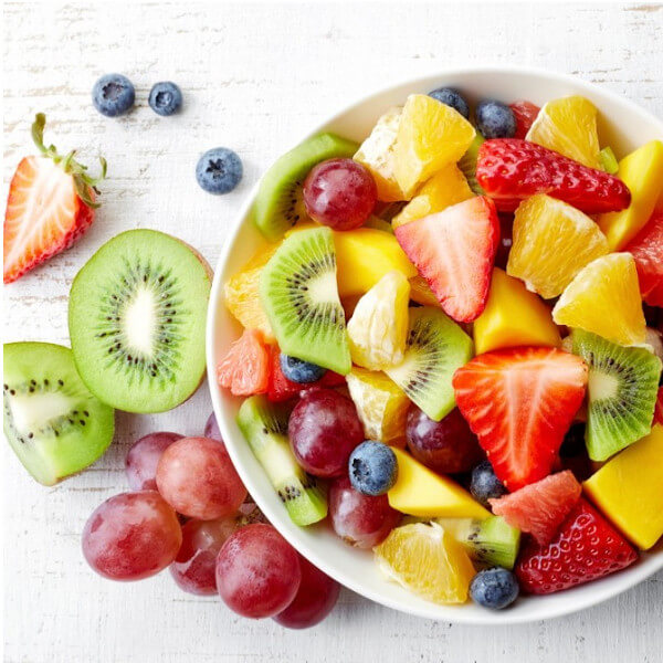 (fruit platter (seasonal