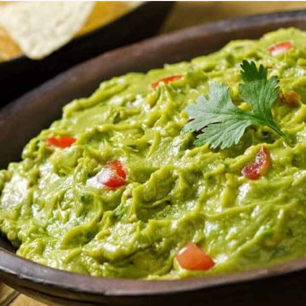 (avocado dip (seasonal