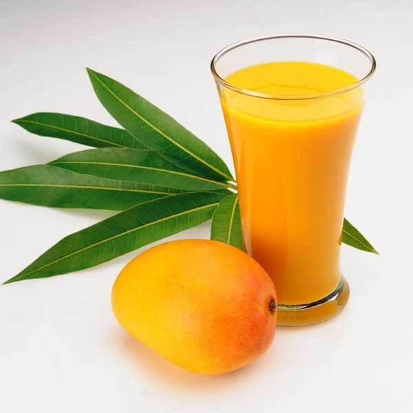 عصير مانجا طبيعي