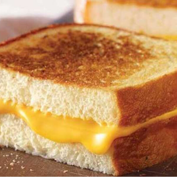 Yellow Cheese Toast