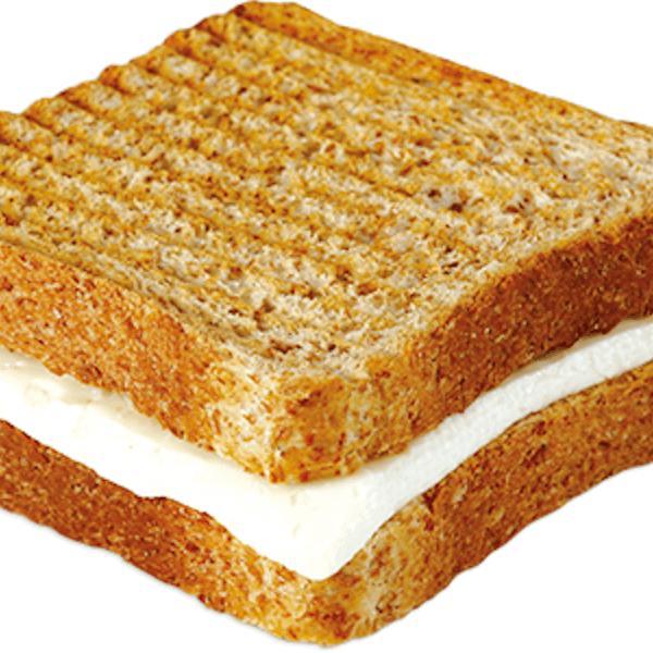 White Cheese Toast