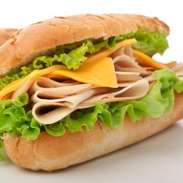 ساندويش حبش