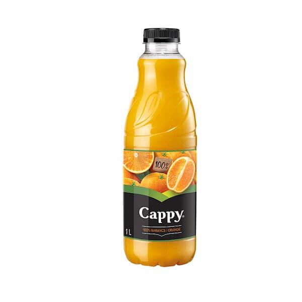 عصير كابي برتقال , مانجو , عنب , مشكل فواكه