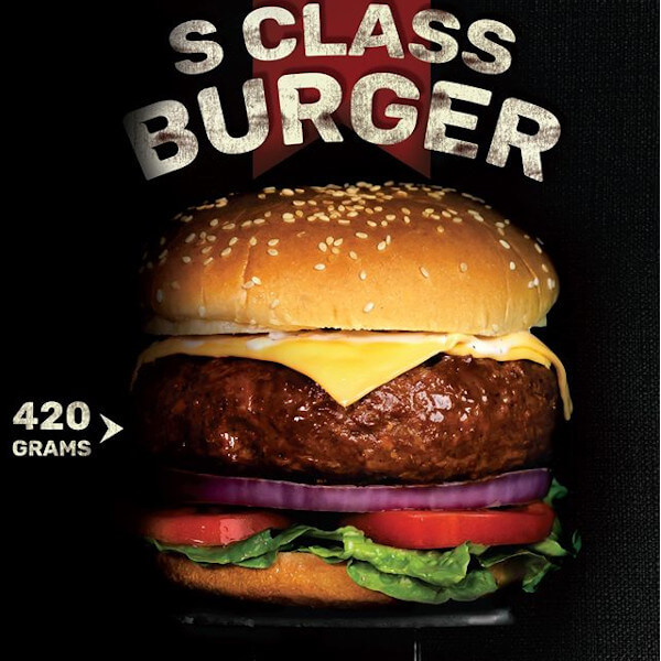 S class burger