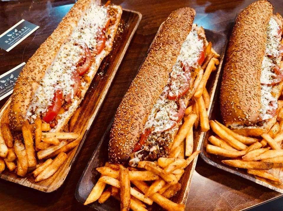 ساندويش فاهيتا + بطاطا + كولا فقط ب 20 بدل 25 شيكل