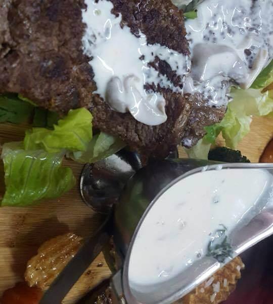 Calf fillet steak 250 g