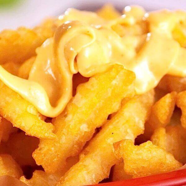 Potato with cheese