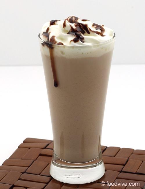 Galaxy milkshake