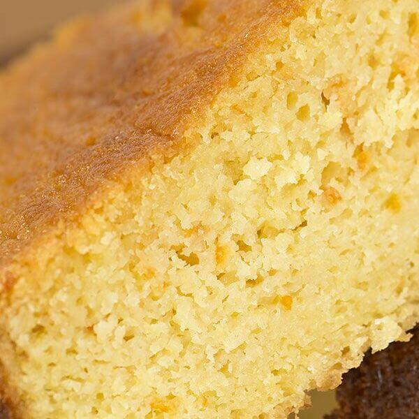 Orange cake mold