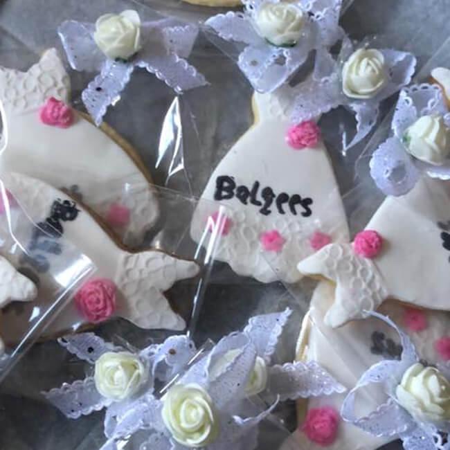Cookies Bride - 1 piece