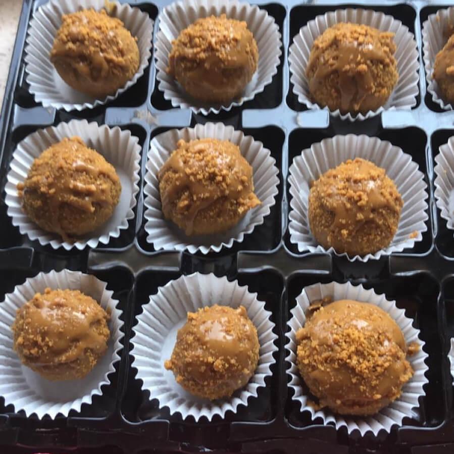 Lotus balls - 12 pieces