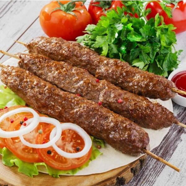 Turkish Kebab Meal