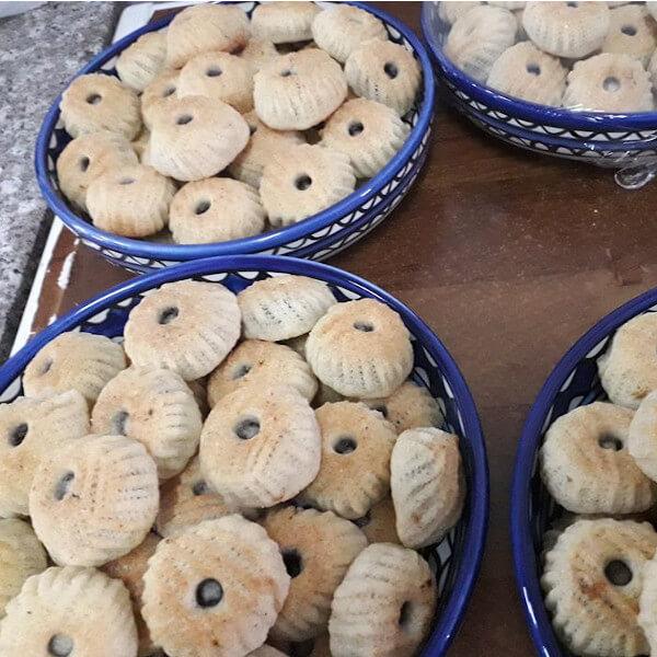 Maemul with pistachio - kilo