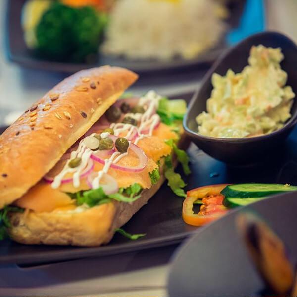 تونا ساندويش