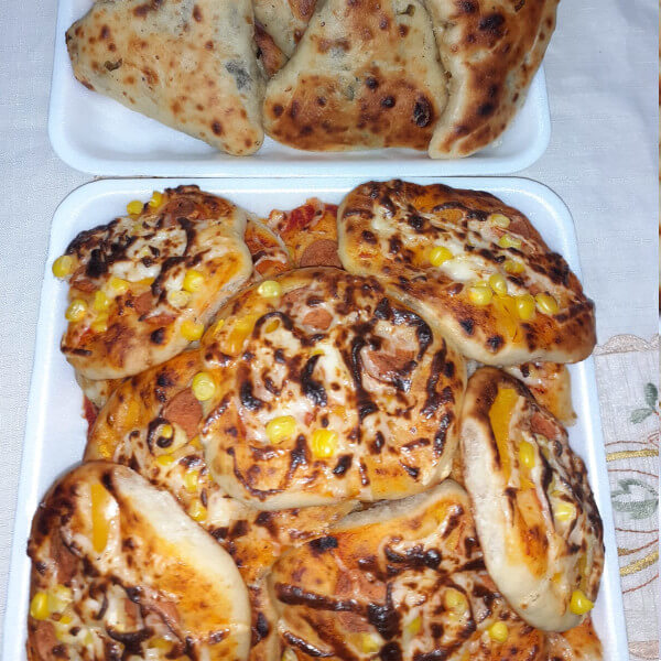 Pizza -kilo
