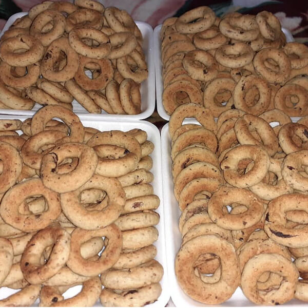 Flour cakes - kilo