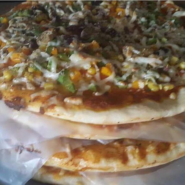 Pizza - raghef