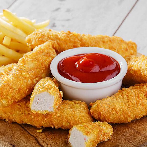 اصابع دجاج
