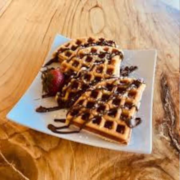 Nutella Begain Waffle