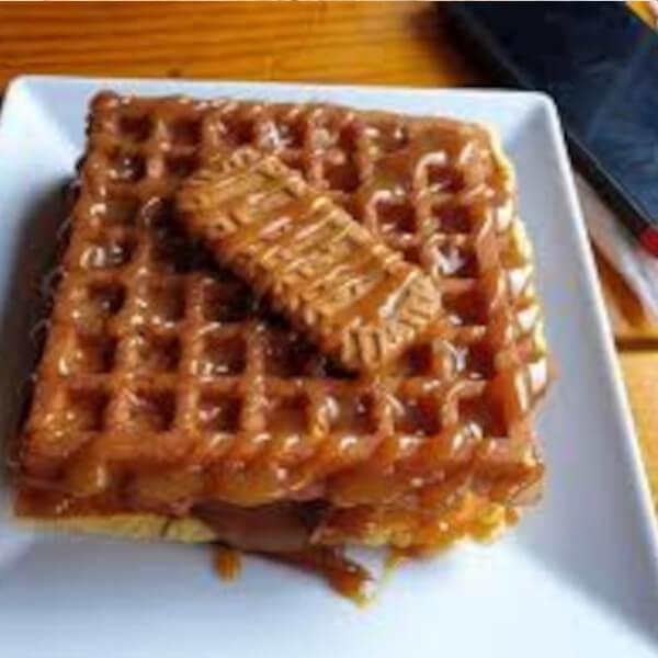 Lotus Belgain Waffle