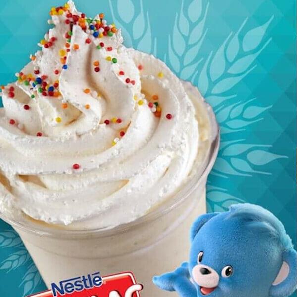 Cerelac milkshake