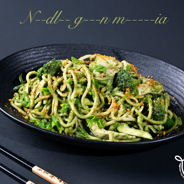 Noodles Green Malaysia