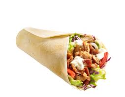 Chicken Shawarma Roll