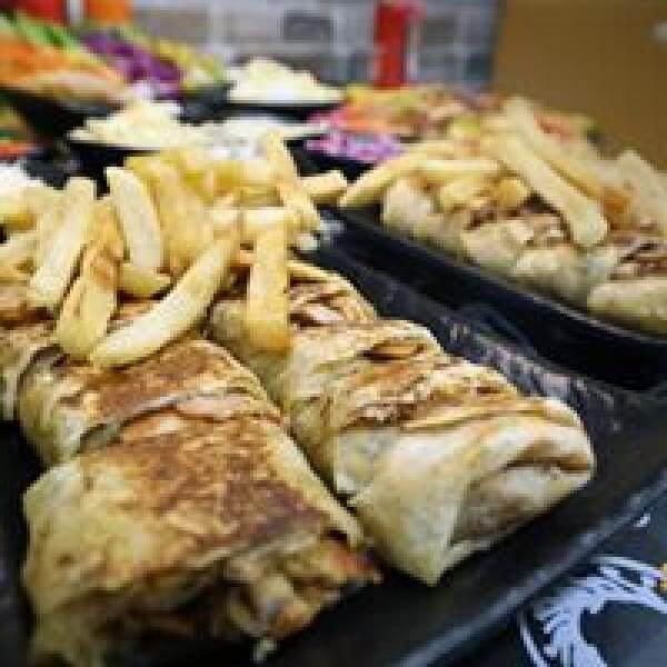 وجبة عربي عجل