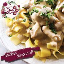 Chicken Straganoff