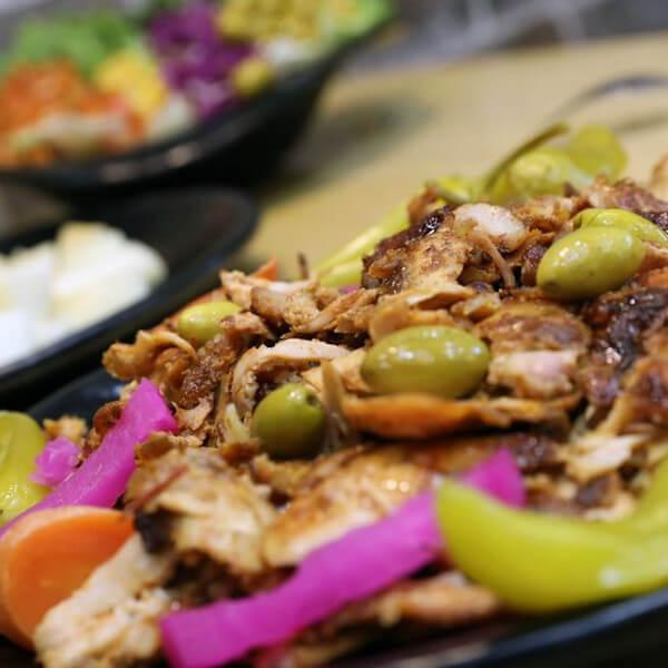 Chicken Shawarma