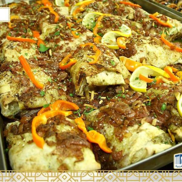 Half chicken - msakhan