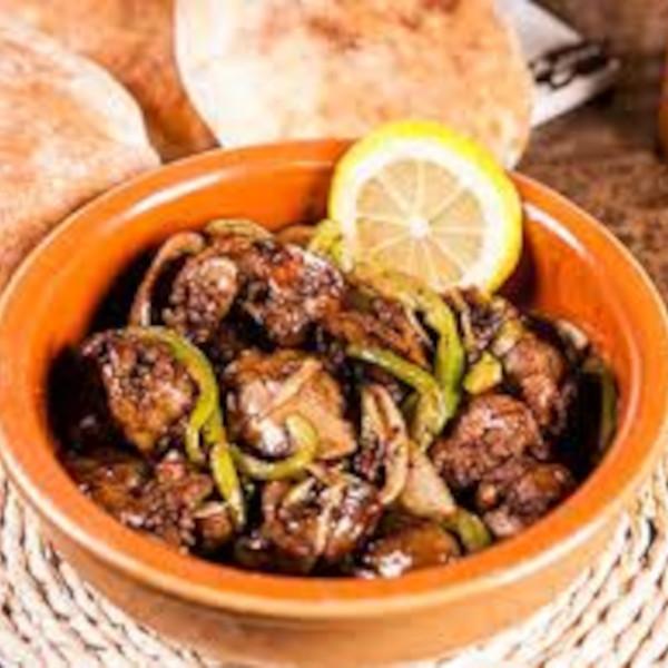 Chicken fukhara