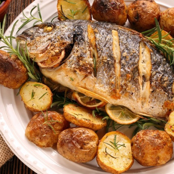Grilled Denise Fish