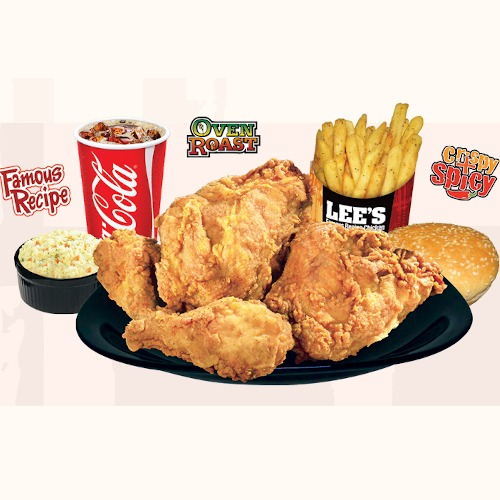 Master meal 4 pieces