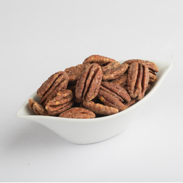 Sweetened nuts