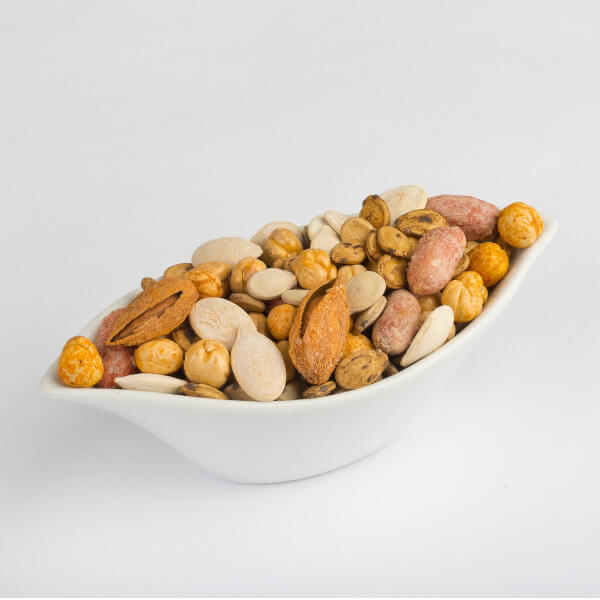 Mixed without nuts
