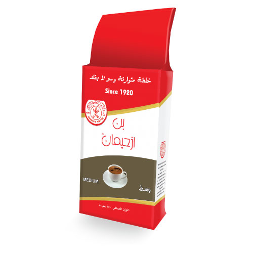 Bin Izheiman coffee medium 250g