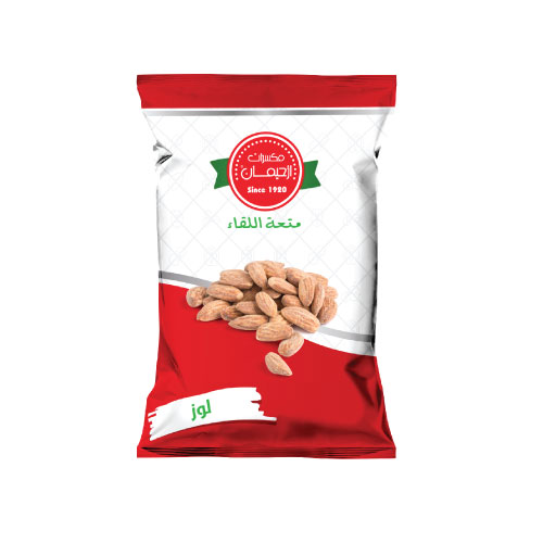Young almonds 80 g