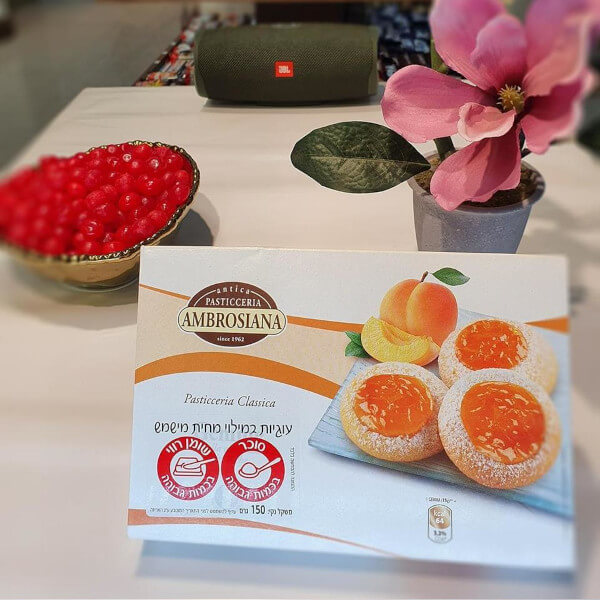 antica pasticceria ambrosiana - apricot