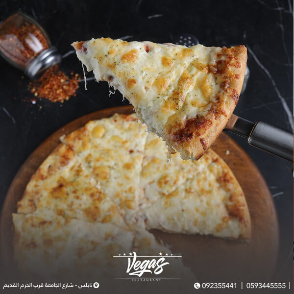Mix cheese pizza