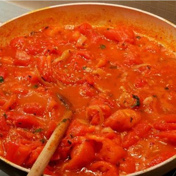 tomato pan