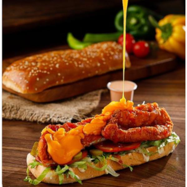 ساندوش زنجر