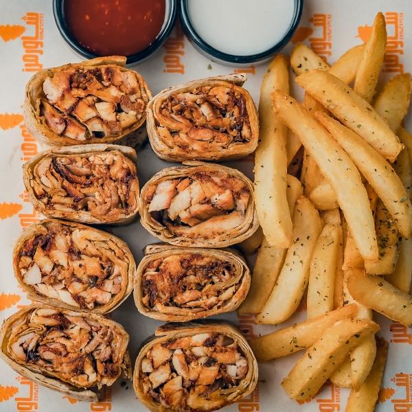 Chicken Arabic Shawarma